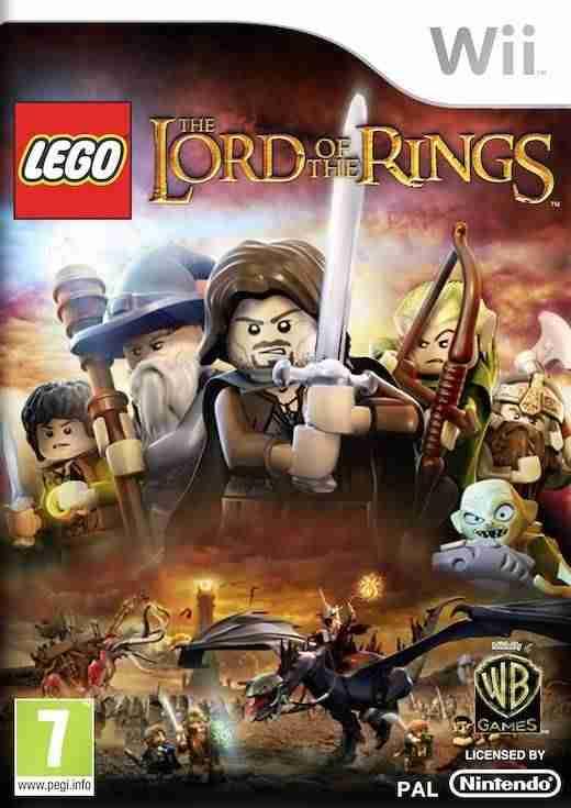 Descargar LEGO The Lord Of The Rings [MULTI4][USA][WiiERD] por Torrent